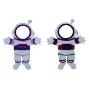 Набор для творчества - рамка для фото своими руками Космонавты 2 шт