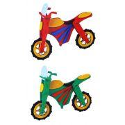 Аппликация 3D Мотоцикл 2 шт.