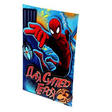 Набор для создания открытки Для супергероя, Человек-Паук