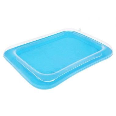 Надувная песочница для песка 60 х 45 см, цвет голубой