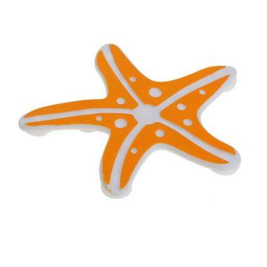 Мини-коврик для ванны Морская звезда