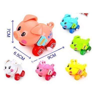 Заводные маленькие свинки