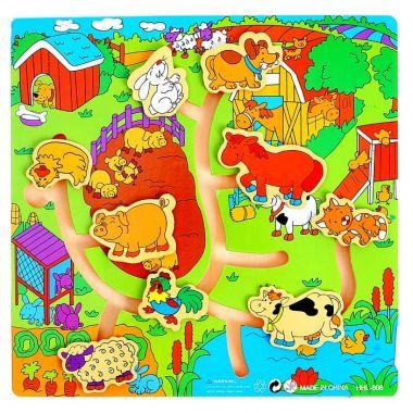 Лабиринт- игра Ферма