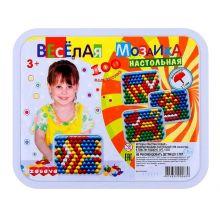 Мозаика Весёлая мозаика, 100 элементов