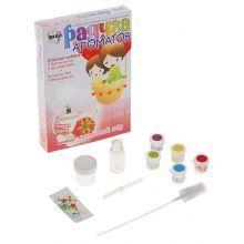 Набор для детского творчества Радуга ароматов Малина и молочный мед