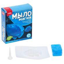 Набор мыловарения МылоМагия. Голубая рыбка