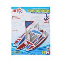 Набор для изготовления моделей кораблей Аэроглиссер