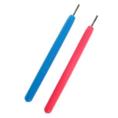 Инструмент для квиллинга с пластиковой ручкой, разрез 0,5 см, длина 10,5 см