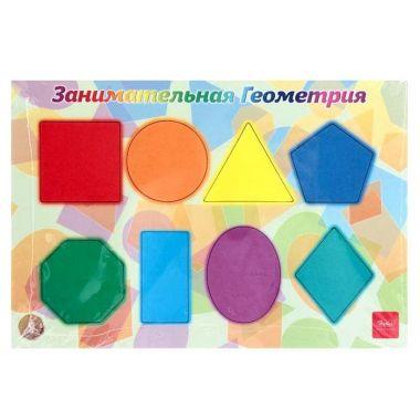 Развивающая игра Занимательная геометрия