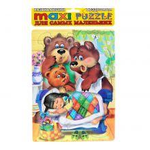 Макси пазлы Любимые сказки для малышей МИКС