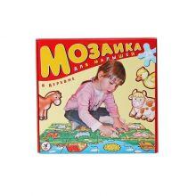 Пазл - мозаика для малышей «В деревне»