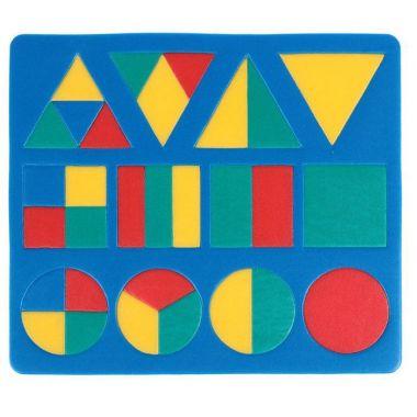 Мозаика Геометрические фигуры, большие