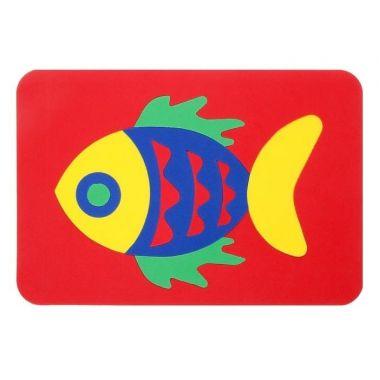 Пазлы мягкие Рыбка