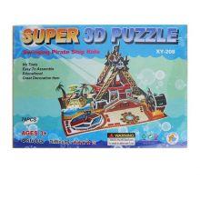 Конструктор 3D Пиратская станция