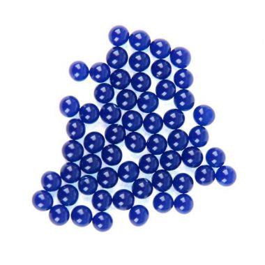 Растущий гель однотонный, цвета МИКС  d=4 см